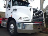 Mack Granite FUPS contoured Texas Style bumper bar    #30