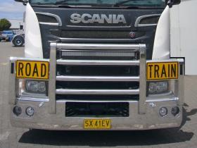 Scania R620 Fups Road Train Custom Bullbar    #23