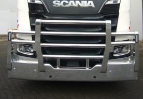 Scania R620 high tensile aluminium FUPS approved bullbar           #20