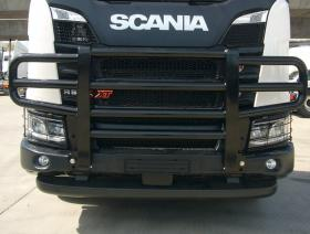 Scania R620 XT Series Custom Built Wild Bar design Bullbar   #28