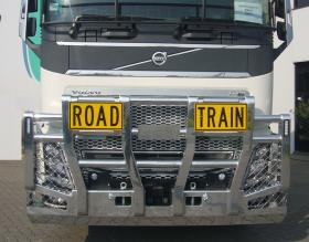 Volvo FH Heavy Duty FUPS compatable Road Train Bullbar    #2