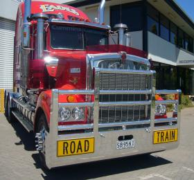 KW T950 Fups Bullbar Custom Built Road Train Bullbar    #18