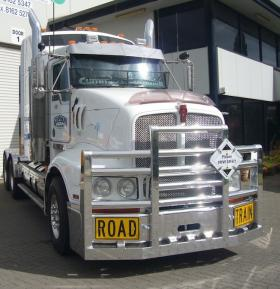 Kenworth T608 Fups Road Train Bullbar       #35