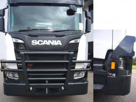 Scania XT R620 Custom Built High tensile powder coated aluminium bullbar   #2