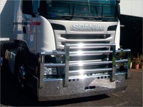 SCANIA R480 high tensile FUPS bullbar        #12