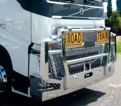 VOLVO FUPS Custom built Road Train bullbar   #7