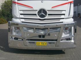 Mercedes Actros Wild Bar Design Fups Bullbar, No Radar.    #5