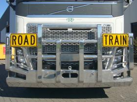 Volvo Series 4 Heavy Duty Road Train Fups Bullbar   #6