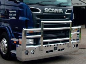 SCANIA R730 Cutom built FUPs bullbar        #13