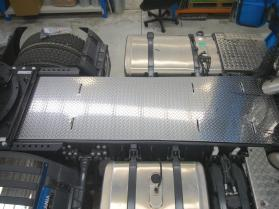 Scania Chassis Safety Walk Plate        #34