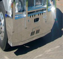Kenworth K200 Custom Built FUPS bullbar      #1